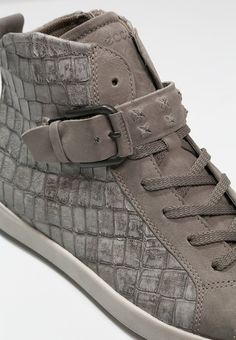 Ecco AIMEE, moon/rock - DZ: This would be your version of a sneaker. Sexy Librarian, Moon Rock, High Tops, High Top Sneakers, Wedges, Life, Shoes, Fashion, Moda