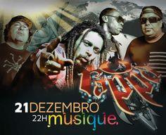O Rappa em Maceió na Musique - 21 de Dezembro.  http://ticketsmaceio.showdeingressos.com.br/o-rappa