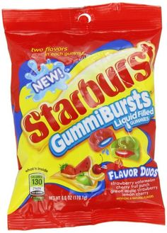 Starburst Gummiburst 6 oz Pack of 12 *** To view further for this item, visit the image link.Note:It is affiliate link to Amazon.
