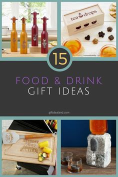 15 Good Gifts For Food And Drink Lovers