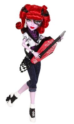 Operetta is the 16 year old daughter of Eric, the Phantom of the Opera, although she's got a southern accent and sings country music. More like...