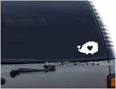 This listing is for ONE single color vinyl decal for your car or laptop. The listing photo is for illustration purposes only and not the