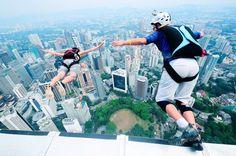 Lista: Los deportes más extremos y peligros del planeta / #extremo #deporte