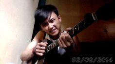 my guitar.. teman atau sahabat yg temani setiap aku kesepian dan saat kesendirian menghampiri,.