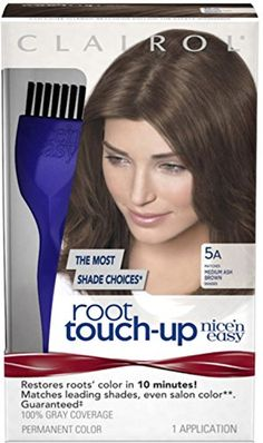 Clairol Nice 'n Easy Hair Color Root Touch-Up 5A Medium Ash Brown (Pack of 3) ** Click here for more details @ http://www.amazon.com/gp/product/B002ZNJU7Y/?tag=passion4fashion003e-20&ab=060816083128