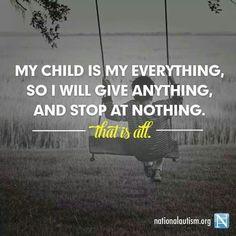 I am my child's advocate