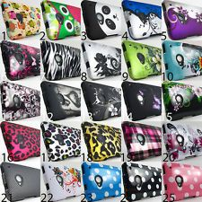 for HTC One M7 + PryTool Design Set 1 Phone Cases Hard Shell Cover New