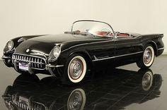 RARE 1954 Chevrolet Corvette Roadster 235ci 6 Cly Powerglide