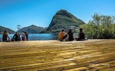 Nuova #Foce #Cassarate #Lugano #LuganoinBlog