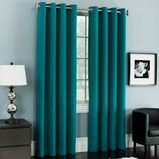 teal ombre curtains - Google Search