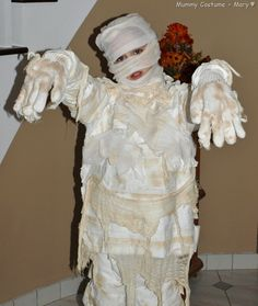 mummy rises again halloween costume ideas - Raving Rabbids Halloween Costume