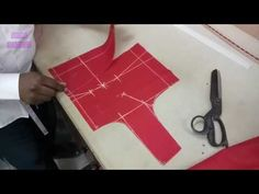 Channel Name - Rup Fashion point VIDEO - Belt Blouse Full Cutting and Stitching video language - Hindi In this video you learn belt blouse full marking,cutti. Hand Sewing Projects, Sewing Tutorials, Sewing Tips, Sewing Ideas, Blouse Patterns, Blouse Designs, Sewing Patterns, Princess Cut Blouse, T Shirt Tutorial