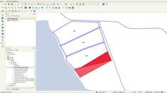 QGIS tutorial : Parcel Editing