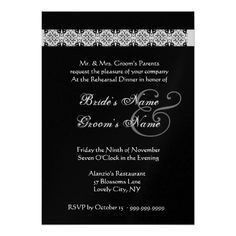 >>>The best place          PURPLE SILVER BLACK Rehearsal Dinner Invitation           PURPLE SILVER BLACK Rehearsal Dinner Invitation today price drop and special promotion. Get The best buyHow to          PURPLE SILVER BLACK Rehearsal Dinner Invitation Online Secure Check out Quick and Easy...Cleck link More >>> http://www.zazzle.com/purple_silver_black_rehearsal_dinner_invitation-161575552536495335?rf=238627982471231924&zbar=1&tc=terrest