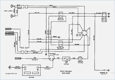 electrical diagram for john deere z445 Bing images