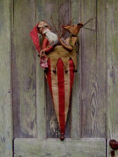 Textile dolls on Pinterest | 254 Pins