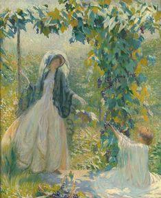 Autumn Fruit (Philip Leslie Hale - )