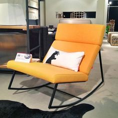 GT Rocker in New Colors from Gus Modern High Point Market Fall 2012 | Apartment Therapy
