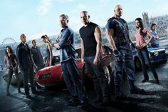 The sixth installment will hit theaters next month, meanwhile it was just announced Fast and Furious 7 will race to the big screen July 11, 2014!