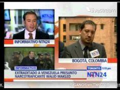 Abogado Miguel Ramírez entrevistado en NTN24 #Video