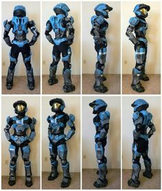 Halo female 2