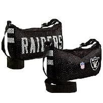 Authentic Jersey Purse - (Oakland Raiders) WANT!!