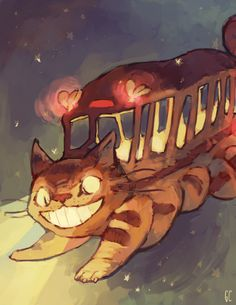 catbus by genicecream