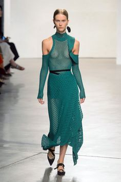The Best Looks From New York Fashion Week Spring 2016  - ELLE.com