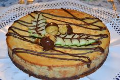 Flan, Sin Gluten, Cheesecakes, Yummy Cakes, Nutella, Sweet Recipes, Mousse, Food And Drink, Breakfast