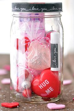 You asked about valentine gifts ideas, so I created this checklist of the most practical valentine gifts suggestions out there. Valentines Day Package, Valentines Day Baskets, Friend Valentine Gifts, Valentine Gifts For Kids, Valentines Sale, Diy Valentine, Little Valentine, Valentines Gifts For Boyfriend, Valentine's Day Gift Baskets