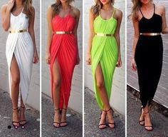 Sexy WOMEN Strap Long Dress SUMMER Beach Boho Maxi Casual Sundress USA Seller  #Unbranded #Sundress #Casual
