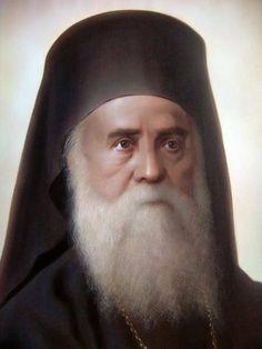 St. Nektarios New Saints, Byzantine Icons, Orthodox Christianity, Son Of God, Orthodox Icons, Christian Faith, Jesus Christ, Religion, Pictures