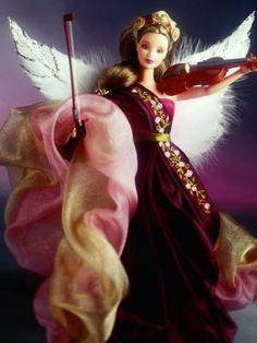 BARBIE angel music