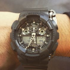 Birthday wish! G-Shock