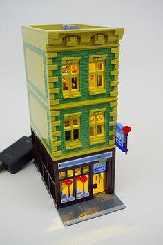 Modular LEGO Joe's Plumbing | by jskaare