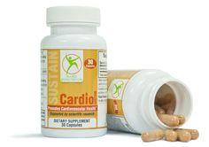 CardioSustain, 30 capsules Promotes Cardiovascular Health