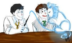 I DONT CARE THAT THIS IS HARRY POTTER I STILL LOVE IT! (Soz but I don't really like Harry Potter ;-;)