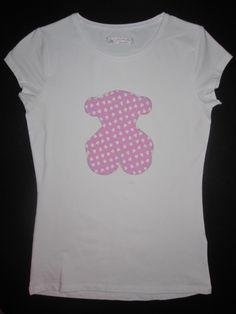 cocodrilova: camiseta osito