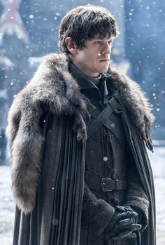 """Lord Ramsay Bolton, formerly known as Ramsay Snow, is a major character in the fourth, fifth and sixth seasons. He initially appeared as a recurring character in the third season. He is played by starring cast member Iwan Rheon, and debuts in """"Dark Wings, Dark Words"""". He is first referred to in Season 2, but his actual name is not mentioned until """"Mhysa"""". Ramsay is the legitimised bastard son of Lord Roose Bolton. Ramsay Snow was Lord Roose Bolton's bastard son and the product of rape…"""