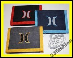 77a820db5aa8a Portfel Hurley 3 kolory JAKOŚĆ Wyprzedaż Prezent - 3657495578 - oficjalne  archiwum allegro