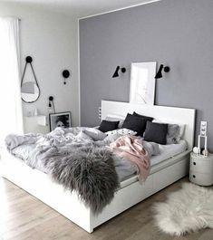 20+ Admirable Grey Bedroom Ideas