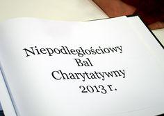 #Skierniewice: Niepodległościowy #Bal #Charytatywny #2013 [#FOTO]