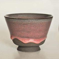 #6cone glaze experiment #pottery  #ceramics #ceramika #wheelthrown #stoneware #craft