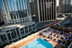 Yoga on the roof pool deck at the Colonnade. Wednesdays from 7-8 AM starting in June at $15 per class