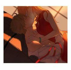 Sougo Okita x Kagura [OkiKagu], Gintama Manga Couple, Anime Love Couple, Anime Couples Manga, Cute Anime Couples, Couple Art, Manga Anime, Manga Romance, Gintama, Naruto E Boruto