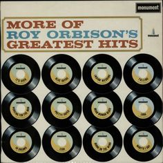 For Sale - Roy Orbison More Of Roy Orbison's Greatest Hits UK  vinyl LP album (LP record) - See this and 250,000 other rare & vintage vinyl records, singles, LPs & CDs at http://eil.com