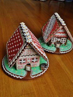 Spring Houses ~ Cookie Connection