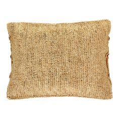 Raffia Tan Cushion Cover - 38 x 50cm from Ralph Lauren Home