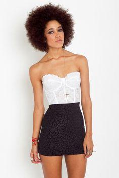 #lace #corset #top #croptop