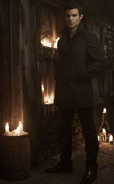 The Originals - Elijah (AKA hottest vampire ever IMHO)